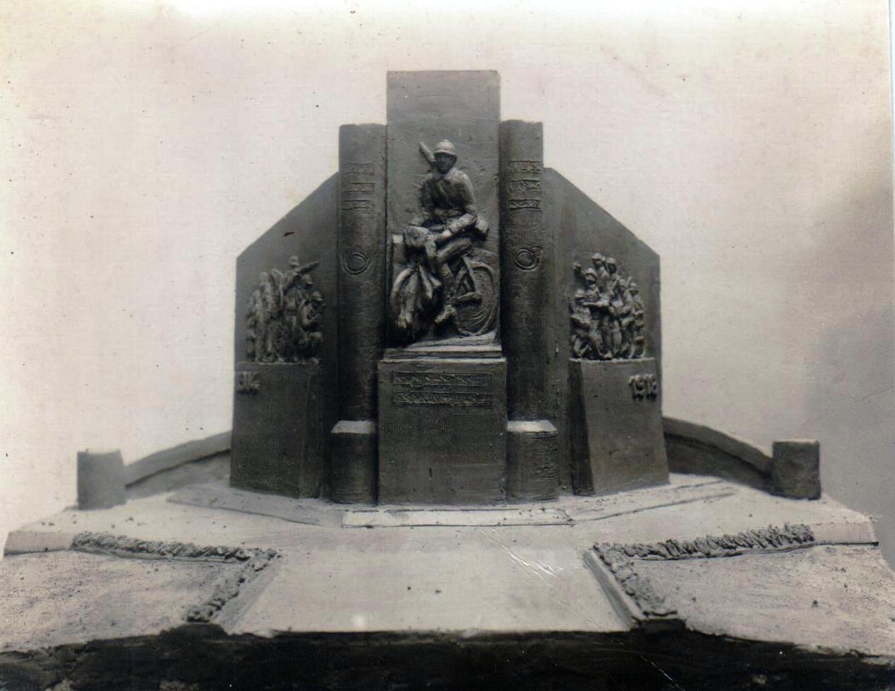 Monument des chasseurs cyclistes 42